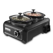 Crock-Pot® Hook Up® Connectable Entertaining System, Two 1-Quart,