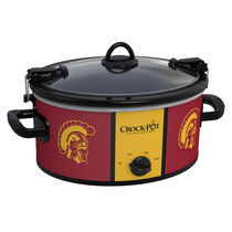 University of Southern California Trojans (USC) Collegiate Crock-Pot® Cook & Carry™ Slow Cooker