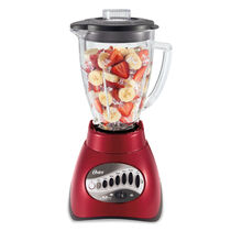 Oster® Precise Blend™ 200 Blender - Metallic Red - Glass Jar