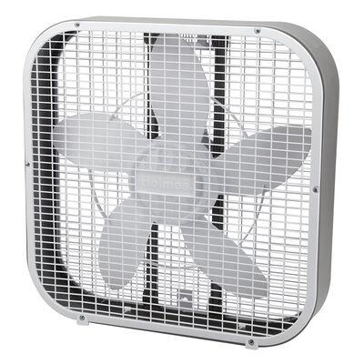 Holmes® 20 Inch Box Fan-White