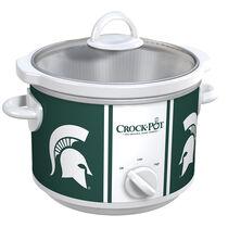 Michigan State Spartans Collegiate Crock-Pot® Slow Cooker
