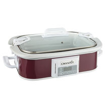 Crock-Pot® Programmable Casserole Crock Slow Cooker