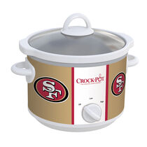 San Francisco 49ers NFL Crock-Pot® Slow Cooker