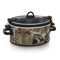 Crock-Pot® 5-Quart Cook & Carry™, Mossy Oak