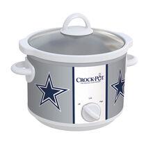 Dallas Cowboys NFL Crock-Pot® Slow Cooker
