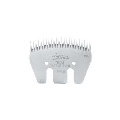 Oster® 24-Tooth Show Comb - Texas Cattle Comb®