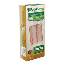 """FoodSaver® GameSaver® 11"""" x 16' Long Heat-Seal Rolls,  2 Pack"""