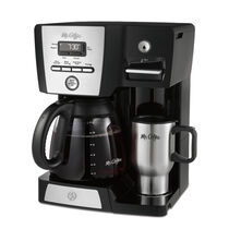 Mr. Coffee® Versatile Brew 12-Cup Programmable Coffee Maker and Hot Water Dispenser