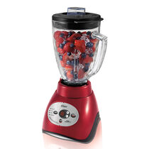 Oster® 18-Speed Smart Digital Blender - Metallic Red