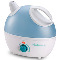Holmes® Ultrasonic Humidifier with 18-Hour Run Time