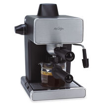 Mr. Coffee® Steam Espresso & Cappuccino Maker