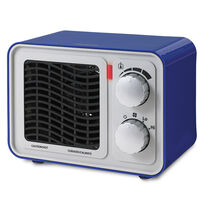 Sunbeam® Retro Heater, Blue
