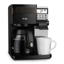 Mr. Coffee® Perfect Choice Coffee Maker with Glass Carafe, Stainless, BVMC-PCX95