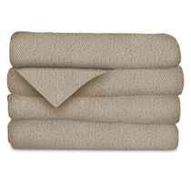 Sunbeam® Full LoftTec™ Heated Blanket, Mushroom