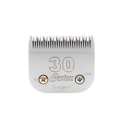 Oster® Size 30 Blade Fits A6®, Golden A5®, Turbo A5®, Power Max and PowerPro Ultra® Clippers