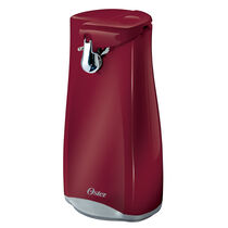 Oster® Tall Can Opener, Red