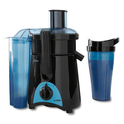 Oster® Juice & Blend 2 Go™ Compact Juice Extractor and Personal Blender