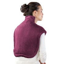 Sunbeam® XL Renue™ Heat Therapy Wrap, Burgundy