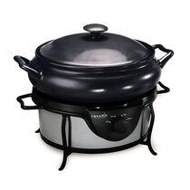Crock-Pot 4.7L Sauté Slow Cooker