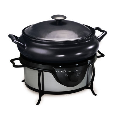 Crock-Pot 4.7L Sauté Slow Cooker