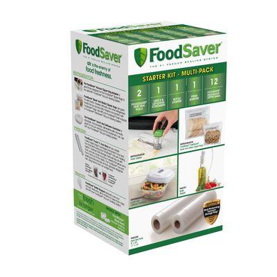 FoodSaver® Accessory Starter Kit