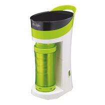 Mr. Coffee® Pour! Brew! Go! Personal Coffee Maker - Green