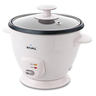 Rival® 6-cup Rice Cooker