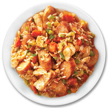 Crock-Pot® Cuisine Creole-Style Andouille Sausage and Chicken