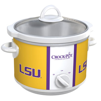 Louisiana State Tigers (LSU) Collegiate Crock-Pot® Slow Cooker