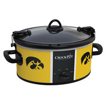 Iowa Hawkeyes Collegiate Crock-Pot® Cook & Carry™ Slow Cooker