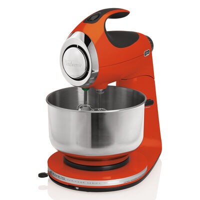 Sunbeam® Heritage Series® Stand Mixer, Tangerine Orange