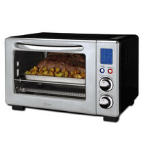 Oster® 6-Slice Convection Digital Countertop Oven, Stainless Steel
