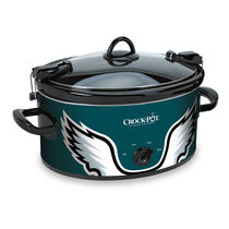 Philadelphia Eagles NFL Crock-Pot® Cook & Carry™ Slow Cooker