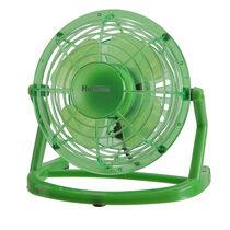 "Holmes® HNF0411B-GM Plastic 4"" USB Fan - Green"