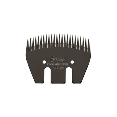 Oster® 24-Tooth Show Comb - Show Groomer™