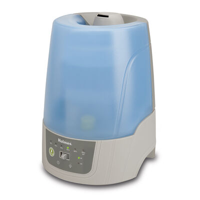 Holmes® Ultrasonic Humidifier with Digital Control Panel, 1.5 Gal Tank and Humidistat