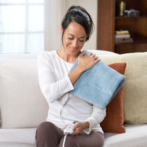 Sunbeam® King Size Heating Pad with Digital LED Controller