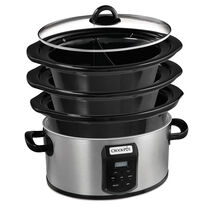 Crock-Pot® Choose-A-Crock™ Programmable Slow Cooker