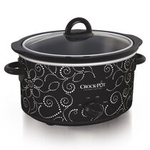 Crock-Pot® 4-Quart Manual Slow Cooker