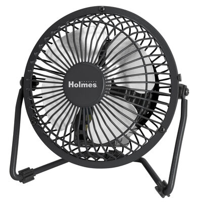 Holmes® Mini High Velocity Fan-Black