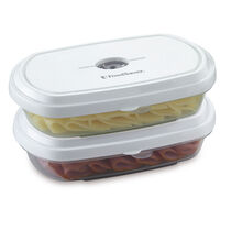 FoodSaver® 2-Pack Deli Containers