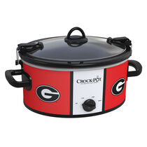 Georgia Bulldogs Collegiate Crock-Pot® Cook & Carry™ Slow Cooker