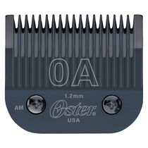 Oster® Detachable 0A Blade Fits Titan, Turbo 77, Primo, Octane Clippers