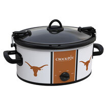 Texas Longhorns Collegiate Crock-Pot® Cook & Carry™ Slow Cooker