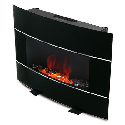 Bionaire Electric Fireplace Heater Bef6500 Um Bionaire