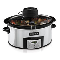 Crock-Pot AutoStir 5.7L Slow Cooker
