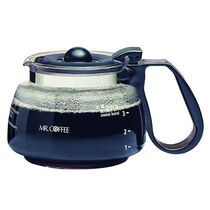 Mr. Coffee® 4-Cup Replacement Carafe, Black (ND4-2)