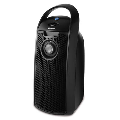 Holmes® Mini-Tower Air Purifier with Visipure™ Filter Viewing Window