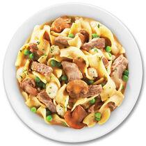 Crock-Pot® Cuisine Savory Beef with Stroganoff Sauce
