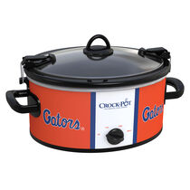 Florida Gators Collegiate Crock-Pot® Cook & Carry™ Slow Cooker
